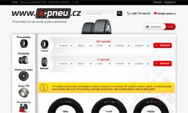Internetový obchod www.x-pneu.cz
