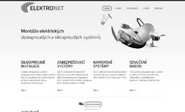 Internetový obchod www.elektronet-uh.cz