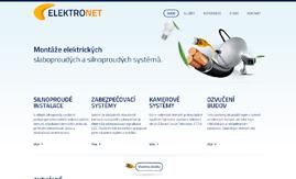 Internetový obchod www.elektro-net.cz