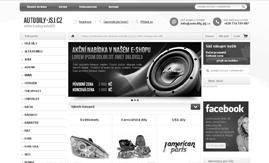 Internetový obchod www.autodily-jsj.cz