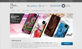 Internetový obchod www.iphone-prodej.cz