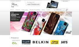 Internetový obchod www.iphone-eshop.cz